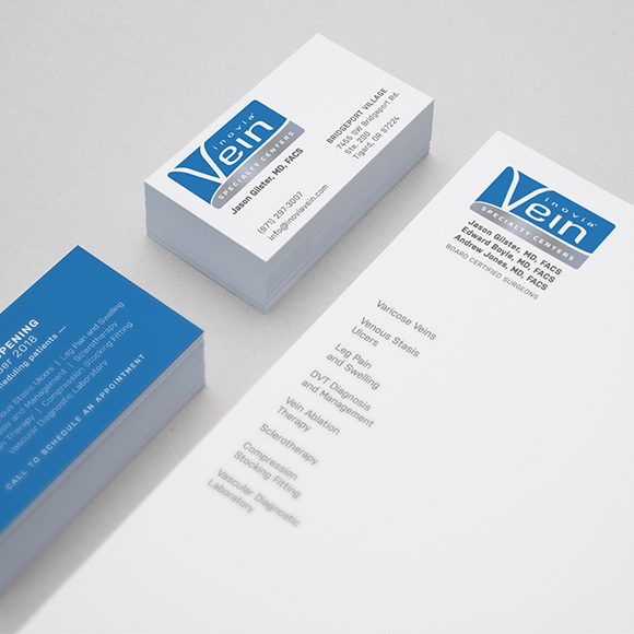 Logos and Business Cards for small businesses