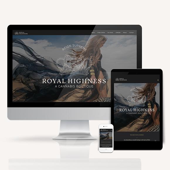 Website design and administration